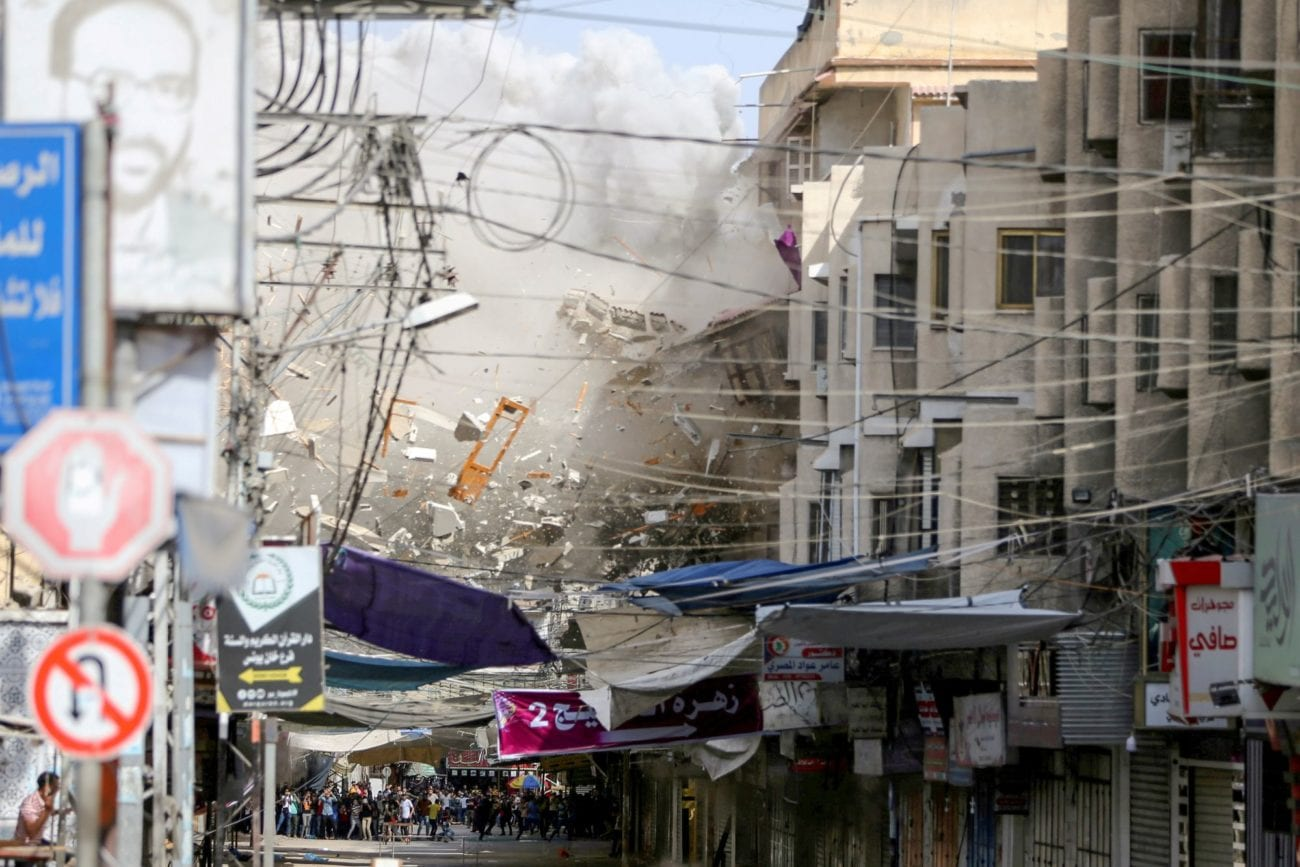 Alors que des tirs de roquettes depuis le territoire palestinien et des bombardements israéliens ont encore eu lieu jeudi
