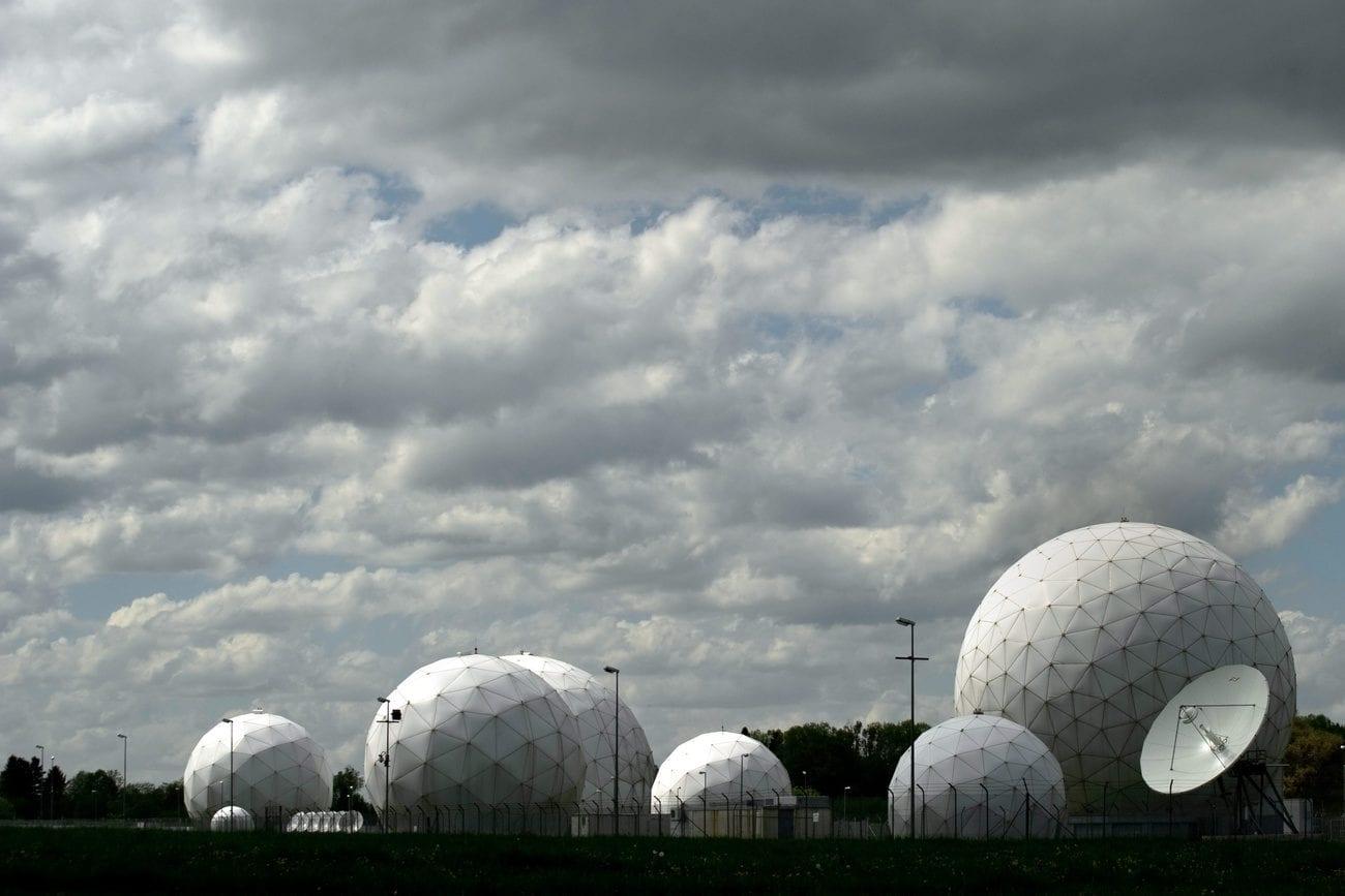 La NSA aurait espionné l'Europe par le truchement du Danemark (image d'illustration). [Angelika Warmuth - Keystone/EPA]