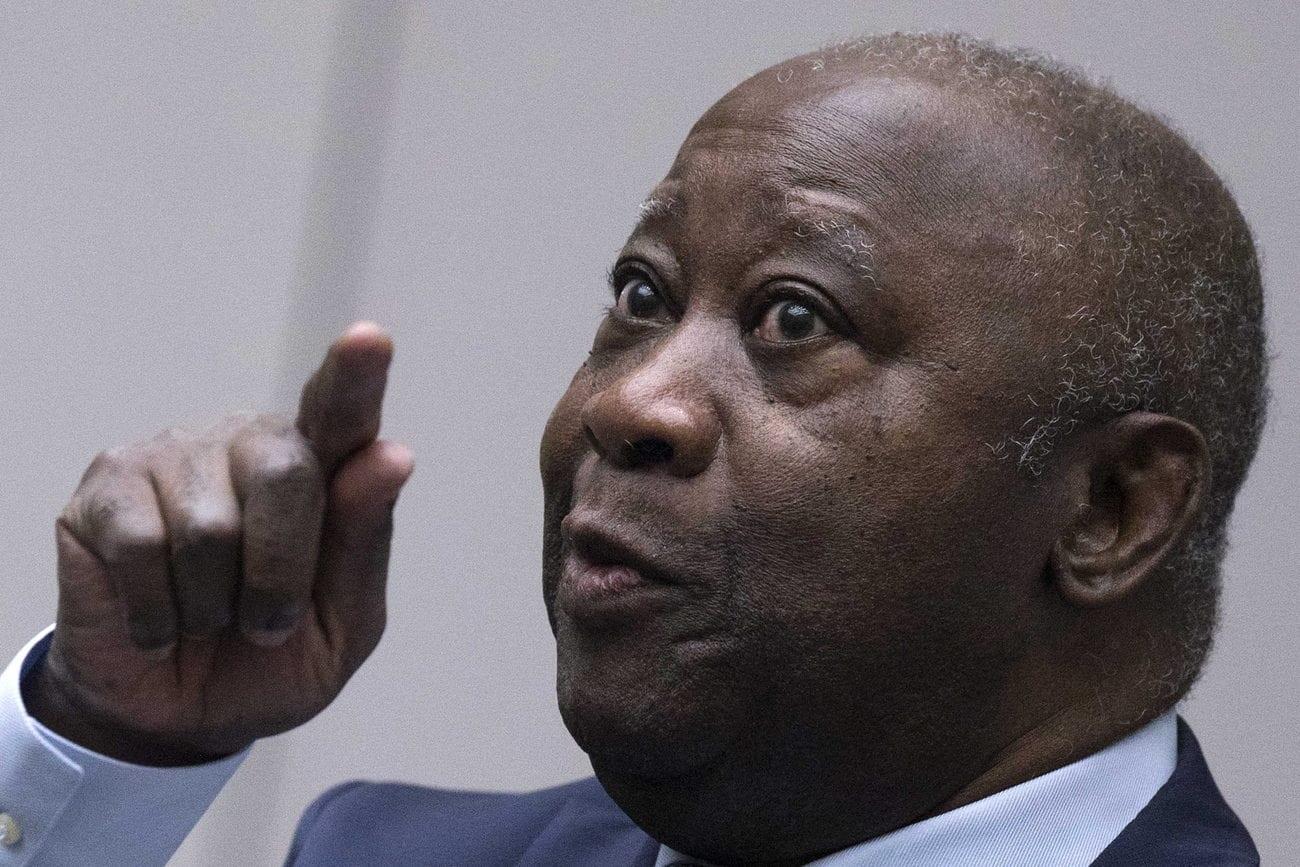 L'ancien président ivoirien Laurent Gbagbo a été acquitté par la Cour pénale internationale. [EPA//Peter Dejong/pool - Keystone]