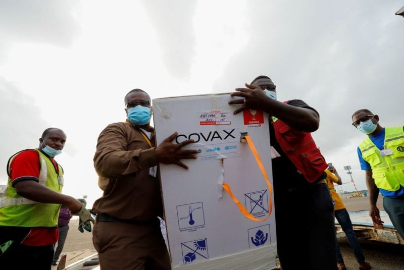 Le Ghana va commencer la distribution des secondes doses de vaccin