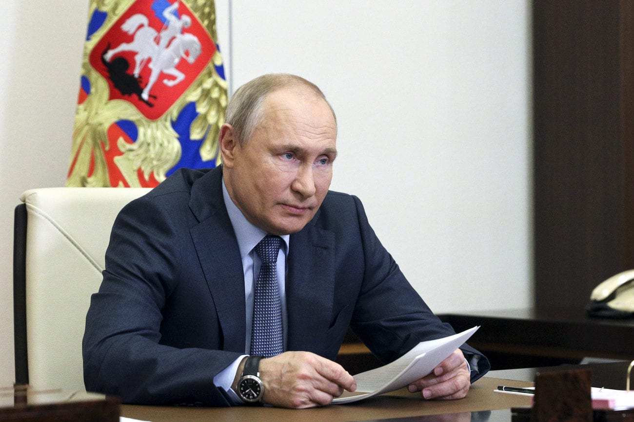 Vladimir Poutine espère que Joe Biden sera moins impulsif que Donald Trump. [Sergei Ilyin - Keystone]