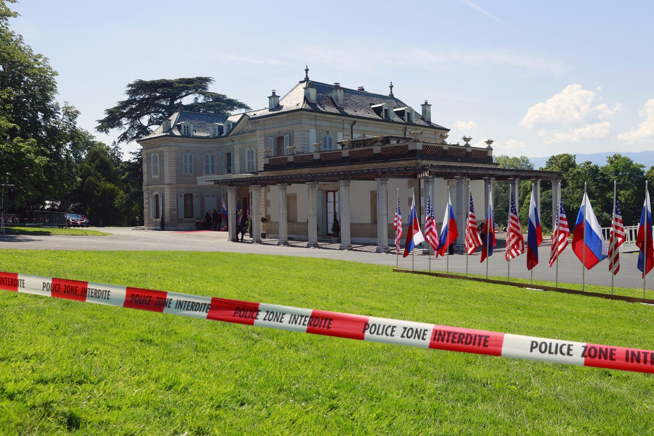 La Villa La Grange a vu le départ de ses hôtes Joe Biden et Vladimir Poutine peu avant 17h30. Genève