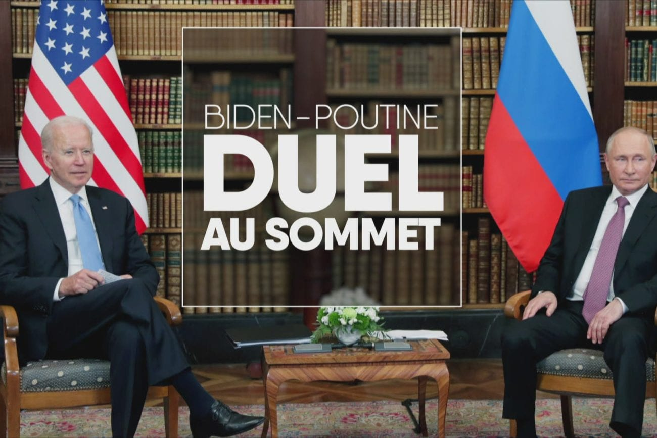 Biden-Poutine