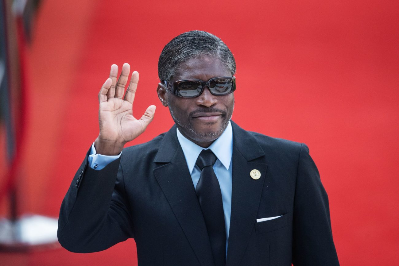 Le vice-président de la Guinée équatoriale