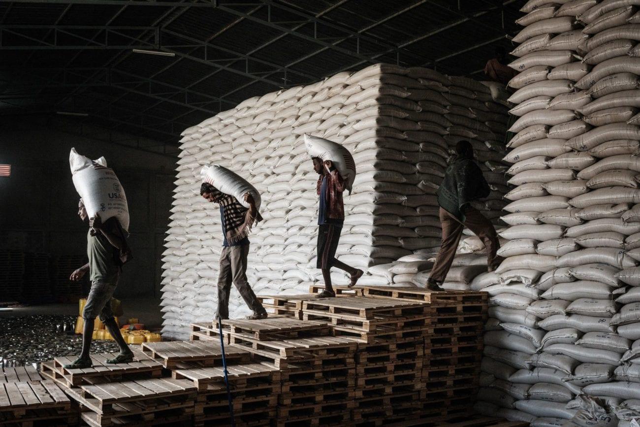 """Plus de 400'000 personnes ont """"franchi le seuil de la famine"""" au Tigré"""