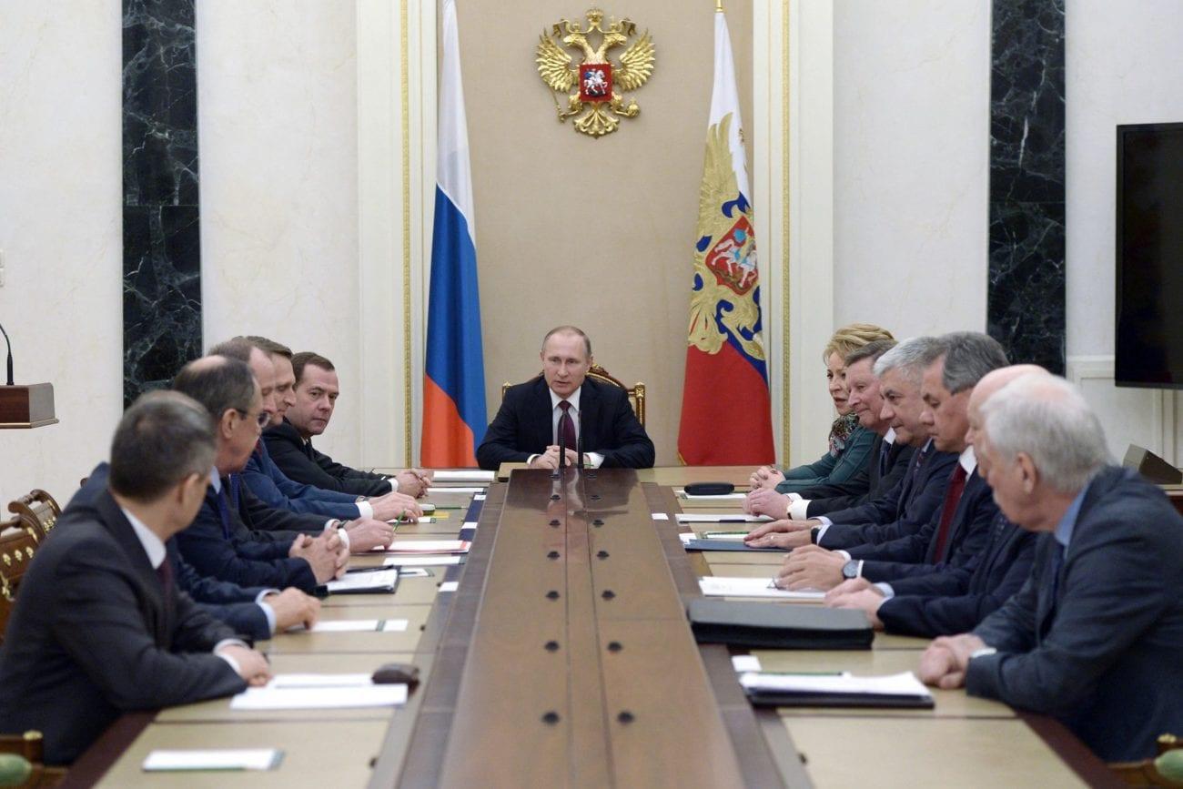 C'est lors de cette réunion du 22 janvier 2016 que Vladimir Poutine aurait officiellement lancé la campagne russe d'ingérence dans la présidentielle américaine