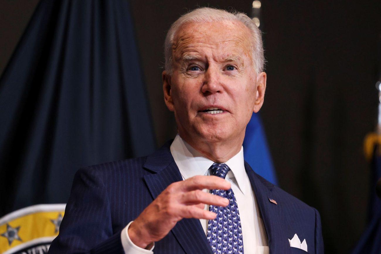 Le président américain Joe Biden a reproché mardi à la Russie de chercher à perturber les élections législatives de 2022 aux Etats-Unis