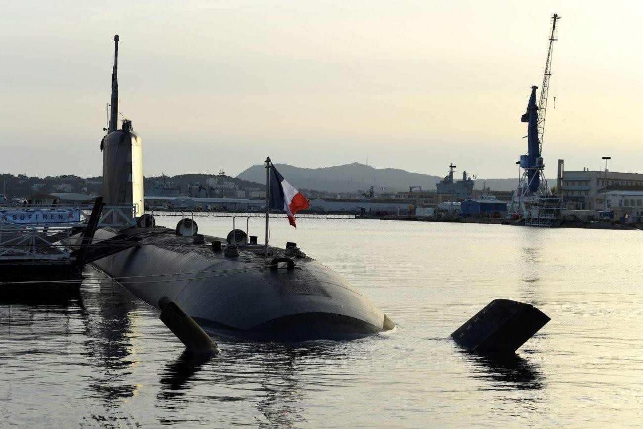 Les sous-marins qui devaient être vendus à l'Australie étaient des versions adaptées du sous-marin d'attaque à propulsion nucléaire Barracuda